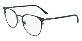 New Calvin Klein CK 20302 306 Satin Hunter Green Eyeglasses 52mm with CK Case - $79.15