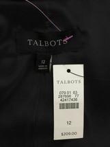 NWT $209 Talbots Blazer Size 12 - $94.05
