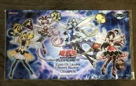 KONAMI YuGiOh Official Play Mat Trick star No frame Spring Season Card Game New - $945.22