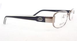 GUCCI Frame Glasses GG9667J TITANIUM 50-16-140 Ruth/Black MADE IN JAPAN ... - $199.95