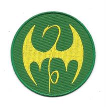 Marvel Comics Iron Fist TV Series Dragon Chest Logo Embroidered Patch NE... - $7.84