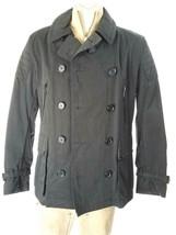Polo Ralph Lauren Men's Loft 5 Pea Coat Jacket black Quilting SZ L NWT $795 - $314.97