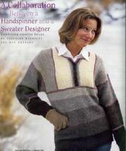 Spin-off magazine spring 2001: cashmere gloves, silk vest - $8.86