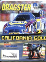 NATIONAL DRAGSTER 5 LOT-JUL/AUG-2011-SUMMIT/O'REILLY NATIONALS-HOT ROD H... - $43.46
