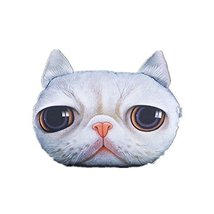 George Jimmy Crazy Animal Phiz Travel CarHeadrest Cushion NeckRestPil... - €17,90 EUR