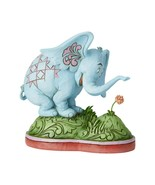 Jim Shore Dr Seuss Horton Hears a Who with Flower Figurine Elephant 6002... - $46.56