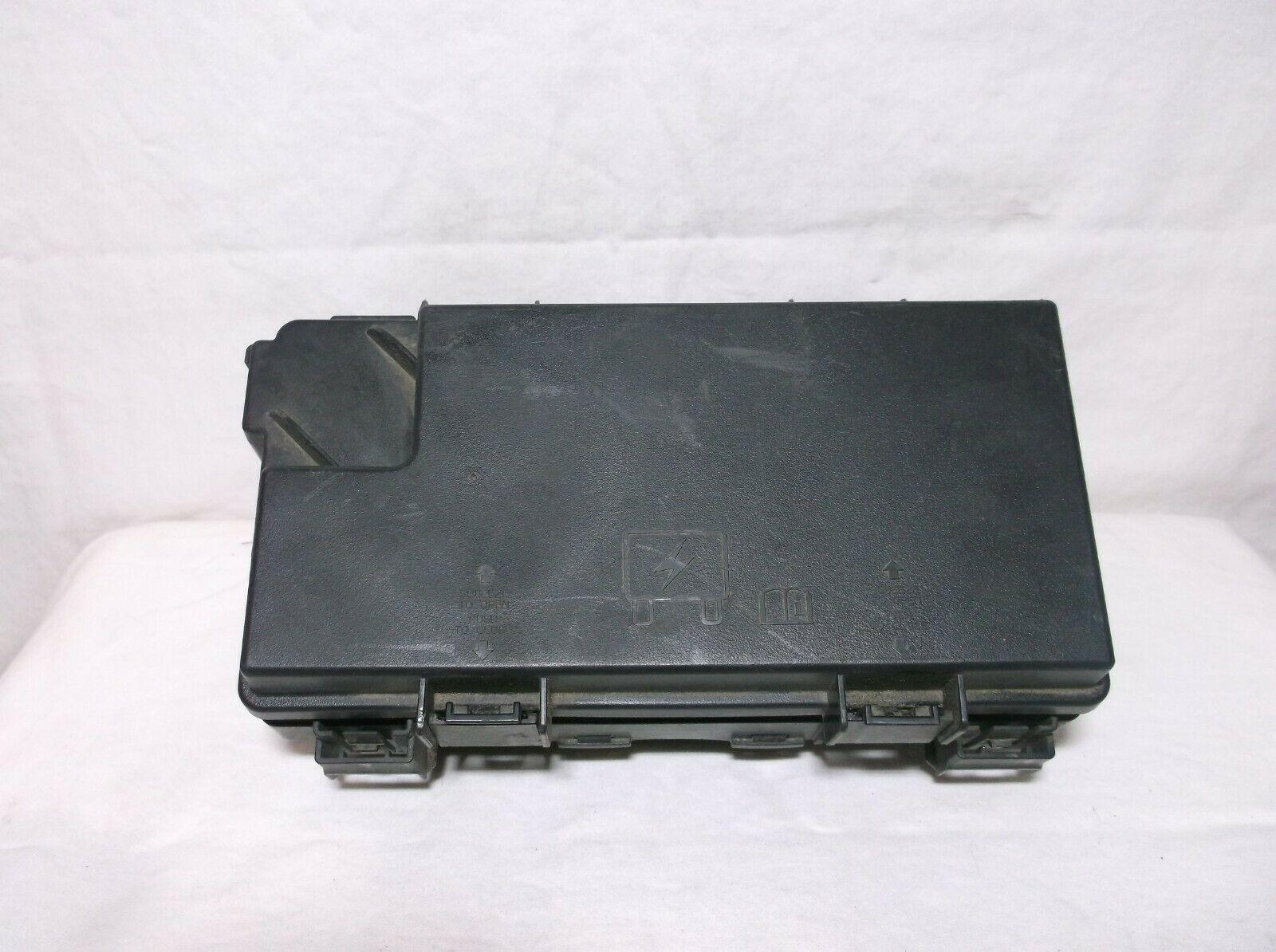 2012  12 Jeep Liberty   Fuse   Relay   Box Tipm   Power