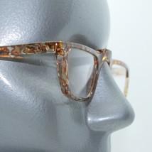 Half Eye Reading Glasses +1.25 Lens Mosaic Topaz Crystal Pattern Design - $14.97