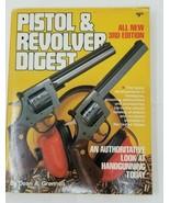 Pistol & Revolver Digest 3rd Edition 1982 Dean A. Grennell - $6.92