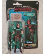 NIB Star Wars The Mandalorian Black Series Credit Collection 6 inch Cara... - $36.62