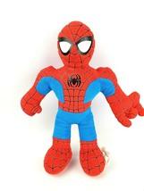 "Marvel Super Hero Squad Spiderman Plush 10""  Stuffed Doll Toy Lovey Comfort Toy - $14.85"