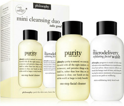 Philosophy Multi Skin. Microdelivery Exfoliating Facial Wash & Eyes, Phi... - $6.99