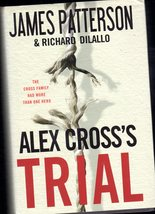 Alex Cross Trail By Patterson & Dilallo (HardCover & Large Print) - $6.90