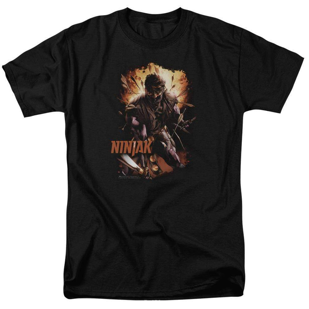Ivintiy quantum and woody ninjak  graphic tee shirt for sale online store ninjak val191 at 2000x
