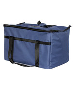 Resturant linen Insulated Nylon Food Delivery Bag , 23in x 13in x 15in, ... - $27.99