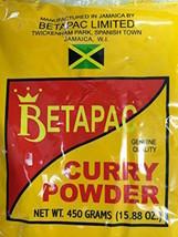 Authentic Jamaican Curry Powder/ Polvo de curry jamaicano auténtico - $10.40+