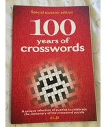 100 Years of Crosswords Special Souvenir edition - $12.95
