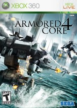 Armored Core 4 - Xbox 360 [video game] - $8.02