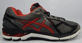Asics GT 2000 v 3 Size US 14 M (D) EU 49 Men's Running Shoes Gray Red T500N