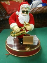 Great Musical Mr. Christmas Santa 12 Song Cards - $25.33