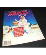 MAD Magazine 276 Jan 1988 GOOD Season's Greetings Alfred E Neuman Bunny ... - $11.99