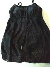 Swim Solutions Empire Princess Seam Swim Dress Tummy Control Size 8 image 1