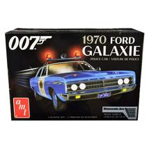 Skill 2 Model Kit 1970 Ford Galaxie Police Car Las Vegas Metropolitan Po... - $46.45