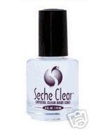 Seche Clear - Crystal Clear Base Coat 1/2 oz. - $14.50