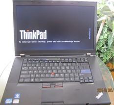 """Lenovo THINKPAD T520 15.6 """" Intel Core i5 2.5GHz 4GB 320GB Win 7 pro 64BIT - $262.70"""