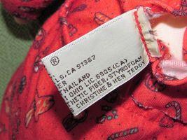 "16"" Applause CHRISTINE Vintage Cloth Doll Marge Toner CHRISTMAS Pajamas Blonde  image 9"