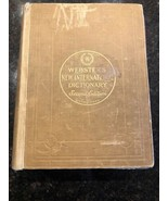 Webster's New International Dictionary Unabridged Second Edition 1954 Di... - $84.15