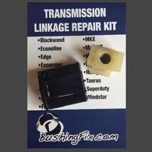 Lincoln MKS Transmission Shift Cable Repair Kit w bushing Easy Install - $24.99
