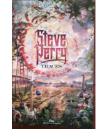 """Steve Perry """"Traces"""" 11 x 17 Cardstock Promo Poster - $8.95"""