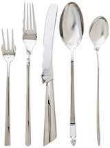 Ricci Via Veneto 5-Piece Stainless Flatware Place Setting, Service for 1 - $70.51