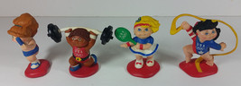 Cabbage Patch Kids Olympic Team Figures 1996 Mattel Vintage Olympikids USA - $4.99