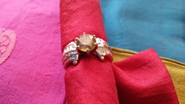 Ladies Engagement, Cocktail, Wedding Ring, Yellow Gold - £3,836.96 GBP