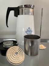 Vintage Corningware 9 Cup Percolator/Coffee Pot image 3