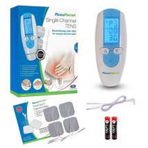 AccuRelief Single Channel TENS Electrotherapy Pain Relief System (Packag... - $28.99