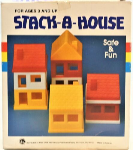 Stack - A - House Four Star International Company #44127