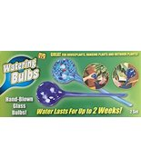 Glass Plant Watering Bulbs, 2 Pack - $9.80