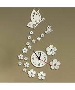 New Hot Acrylic Clocks Watch Wall  Modern Design 3d Crystal  Watches Dec... - $16.89