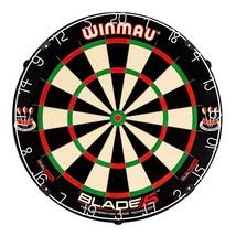 Bristle Dartboard Winmau Blade 5 Dual Core New Black White Red Dart Game Pro - $134.99