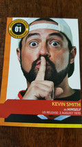 2016 SDCC COMIC CON EXCLUSIVE IMDB PROMO CARD KEVIN SMITH CLERKS JAY & B... - $34.64