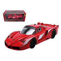 Ferrari Fxx Evoluzione Red 1/18 Diecast Model Car by Hotwheels - $78.49