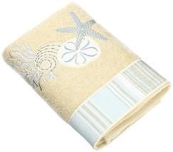 Avanti Linens By The Sea Hand Towel, Rattan - $14.65