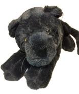 "Heunec Black Panther Big Jungle Cat Plush Mauritius Barcelona Plush Toy 28"" - $199.00"