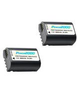 TWO 2X Batteries DMW-BLK22, for Panasonic Lumix DC-S5, DC-S5KK, - $40.49