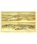 Arizona Grand Canyon Mt Trumbull Mt Emma - Bien 1882 - 23.00 x 38.04 - $36.58+