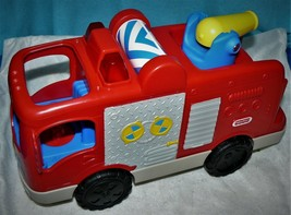 Fisher-Price Little People, Helping Others Fire Truck - $15.07