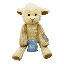 Scentsy Retired Lenny The Lamb Buddy Scent Pak Newborn Nursery 15 In EUC - $16.82